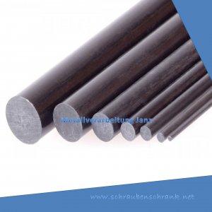 Durchmesser 15 mm Stahl ST 37 Rundmaterial