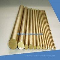 Durchmesser  6 mm Messing Rundmaterial