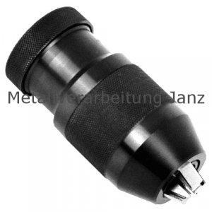 Schnellspannbohrfutter von 0,5-8 mm und B12 Aufnahme
