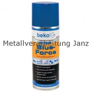 BlueForce Schnellrostlöser, Inhalt: 400ml - 1 Stück