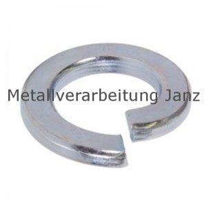 DIN 127 A Federringe verzinkt für M12 - 1.000 Stück