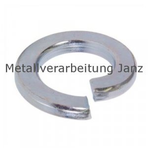 DIN 127 A Federringe verzinkt für M12 - 10.000 Stück