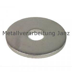 Scheiben DIN 1052 A4 Edelstahl 27,0x105,0x8,0mm 10 Stück
