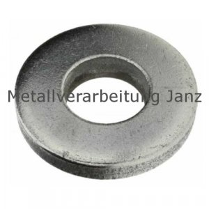 Scheiben DIN 1052 Verzinkt 23,0x80,0x8,0mm 25 Stück