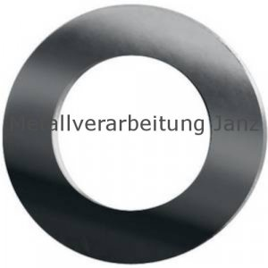 Paßscheiben DIN 988  4,0x8,0x0,5mm blank 1000 Stück