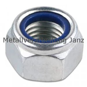 Stopmutter A2 Edelstahl DIN 985 M12 - 10 Stück