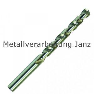 Spiralbohrer DIN 338 HSS-G Durchmesser 1,0 mm - 10 Stück