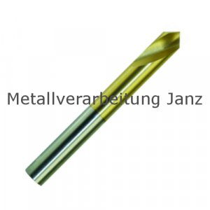 NC Anbohrer TIN HSS CO 90 Grad 2,0mm - 1 Stück