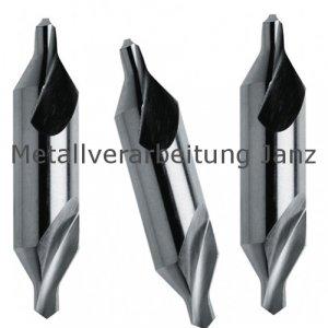 HSS-PROFI-Zentrierbohrer DIN 333 Form A in 2,00 x 5,00 mm - 1 Stück