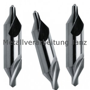HSS-PROFI-Zentrierbohrer DIN 333 Form A in 2,50 x 6,30 mm - 1 Stück