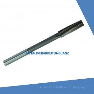 Maschinen Reibahle HSS 9,0mm DIN 212 Form B/D rechts