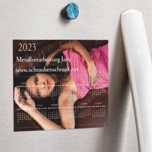Magnetkalender 2020 Büro