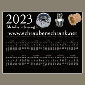 Magnetkalender 2020 MVJ