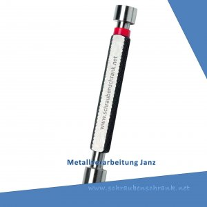 Grenzlehrdorn H7 Durchmesser 34 mm