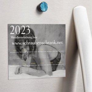 Magnetkalender 2020 Elegant