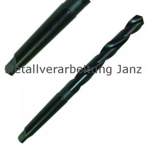 Spiralbohrer mit Morsekegel DIN 345 RN Ø 5,50 mm – MK1