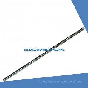 Bohrer Extra Lang DIN 1869 HSS-G Durchmesser 1,5mm - 100mm - 1 Stück