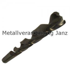 Spiralbohrer DIN 338 HSS RN Durchmesser 1,0 mm - 10 Stück