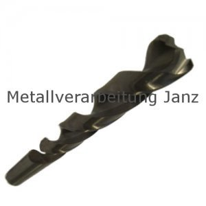 Spiralbohrer DIN 338 HSS RN Durchmesser 1,1 mm - 10 Stück