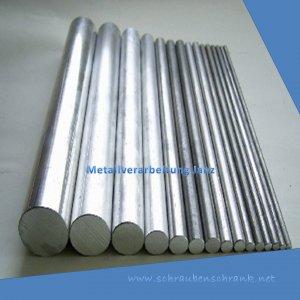Durchmesser 16 mm Aluminium Rundmaterial 3.1645