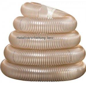 Absaugschlauch I/SE aus PU Durchmesser 80 mm hochflexibel