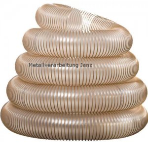 Absaugschlauch I/SE aus PU Durchmesser 140 mm hochflexibel