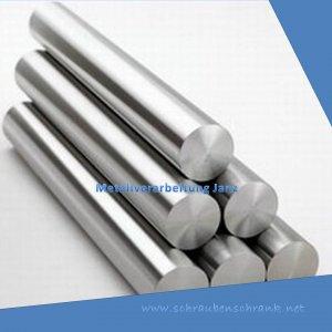 Durchmesser 3 mm A2 Edelstahl Rundmaterial 1.4301