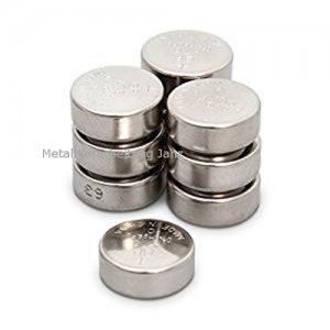 Knopfzellen LR44 / A76  SUNCOM AG13 Batterie - 1 Stück