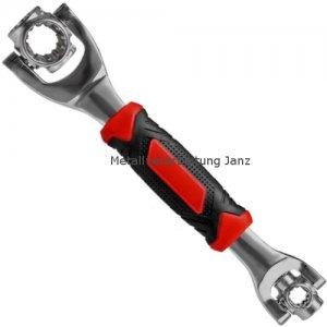 Universal Schraubenschlüssel Multi-Funktions Steckschlüssel 48 in 1