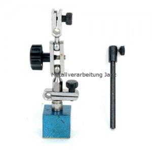 215mm Messuhrhalter magnetisch Magnetfuß Magnetstativ