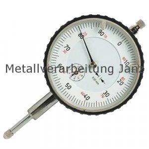 Messuhr Meßwerkzeug Dial Indicator Analog 0-10mm genau 0.01mm