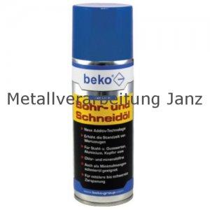 Bohr- und Schneidöl, Inhalt: 400ml - 1 Stück