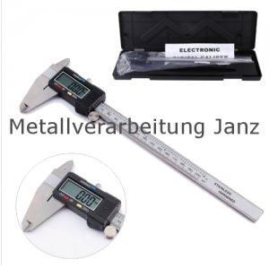 LCD Digitaler Messschieber 0 - 200 mm Schieblehre Messlehre Messwerkzeug