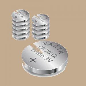 Knopfzellen CR2032 GR LITHIUM Batterie - 1 Stück