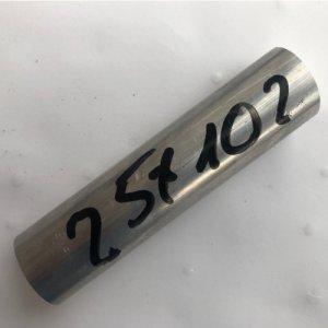 Reststücke Aluminium Rund hochfest Ø 25 mm Länge 102 mm