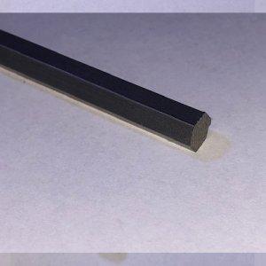 Reststücke Aluminium Vierkant 44x10mm Länge 200 mm