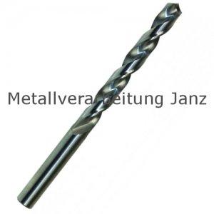 VHM-Spiralbohrer DIN 338 1,0mm - 1 Stück
