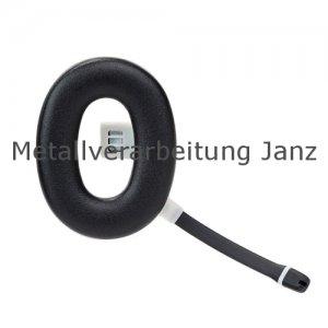3M Peltor ws-cush Drahtlose Kommunikation Weiche Ohrenschützer Zubehörteil schwarz - 1 Einheit