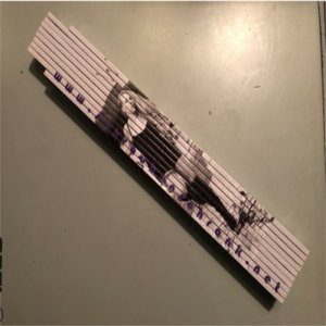 Zollstock / Gliedermaßstab aus Holz 2m - Kim-Sarah