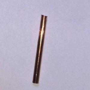 Reststücke Kupfer Rund Ø 8 mm Länge 88 mm