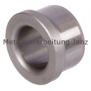 Bohrbuchse mit Bund Durchmesser 4/7/10 x 8 mm Lager für 4 mm Welle - 1 Stück
