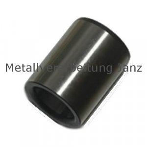 Bohrbuchse Durchmesser 4/7 x 8 mm Lager für 4 mm Welle - 1 Stück