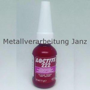 Loctite 222 Niedrigfeste Schraubensicherung Inhalt 10ml