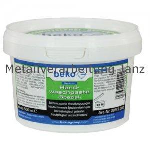 Handwaschpaste spezial, Inhalt: 500ml - 1 Stück