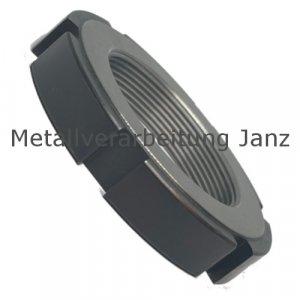 Nutmutter DIN 1804 Form H M20 x 2,0 mm gehärtet und Planflächen geschliffen - 1 Stück