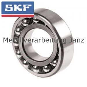 SKF Pendelkugellager 1200 ETN9 zweireihig Ausführung offen Innen-Ø 17mm Außen-Ø 40mm Breite 12mm - 1 Stück