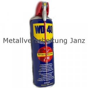 Vielzweckspray WD-40 500ml Smart Straw - 1 Stück