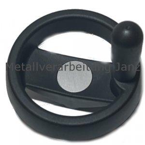Umleggriff-Handrad 5223 Material Kunststoff Ausführung B/G Durchmesser 80mm - 1 Stück