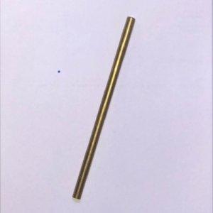 Reststücke Messing Rund Ø 8 mm Länge 170 mm