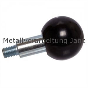 Drehbarer Kugelknopf 3192 Durchmesser Drehbarer Kugelknopf 25mm - 1 Stück
